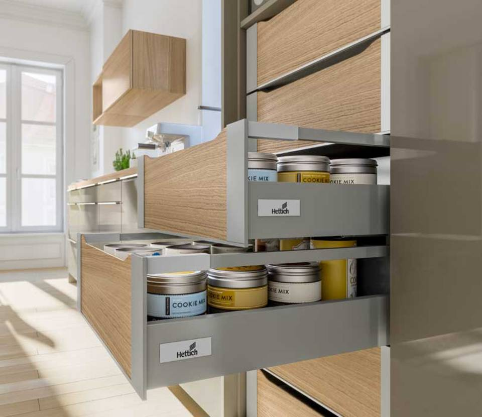 For planning perfect storage space: InnoTech Atira & ArciTech