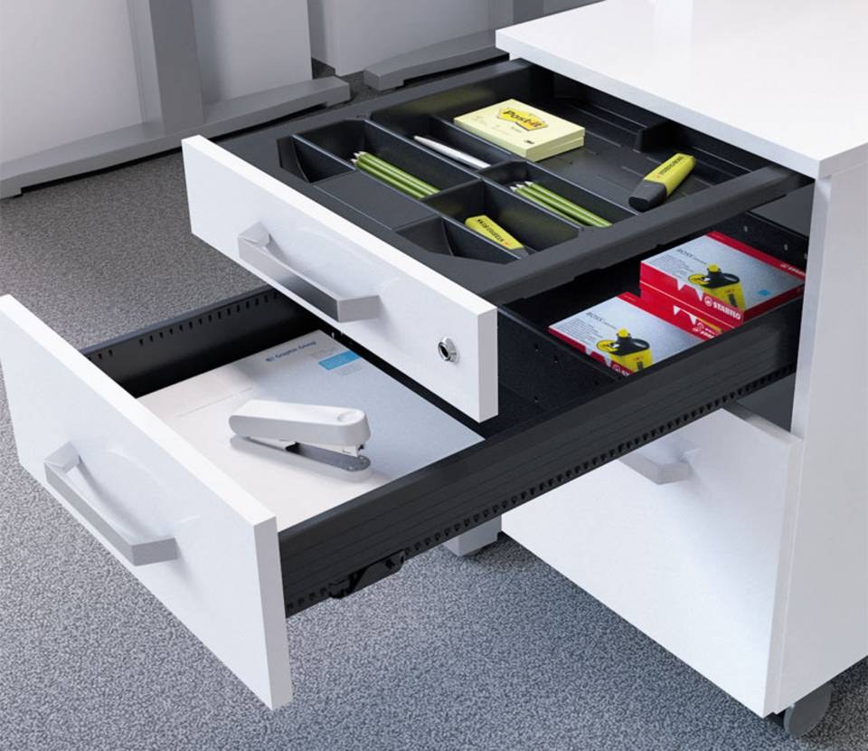 Making efficient use of storage space: Systema Top 2000